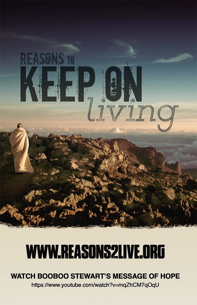 Reasons to Keep on Living